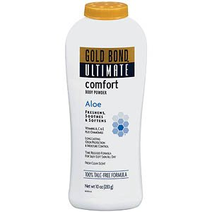 Gold Bond Ultimate Body Powder, Comfort, Aloe - 10 oz at Sears.com