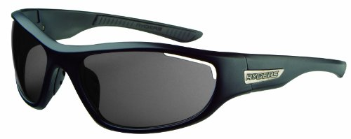 Ryders Eyewear Porter Sunglasses (Matte Black/Grey)