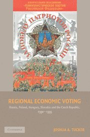 Regional Economic Voting: Russia, Poland, Hungary,...