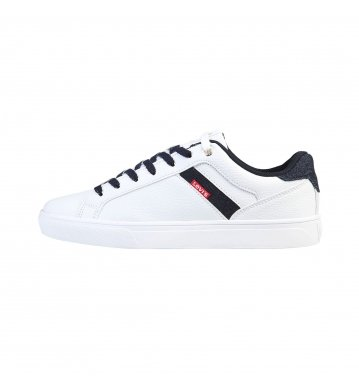 levis - sneakers Levis - BRANDS_65432 - 43, blanc