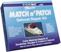 evercoat gel coat scratch patch instructions