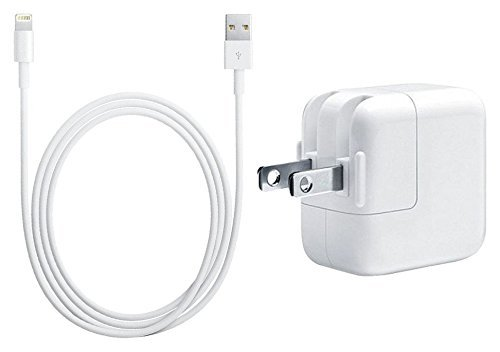3ft-USB-Sync-and-Charge-Lightning-Cables-with-12W-Wall-Charger