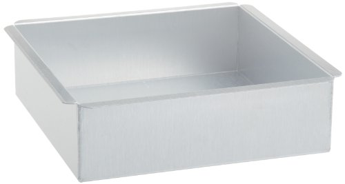 Ateco 10 by 10 by 3-Inch Professional Square Baking Pan (Square Cake Pan 10 compare prices)