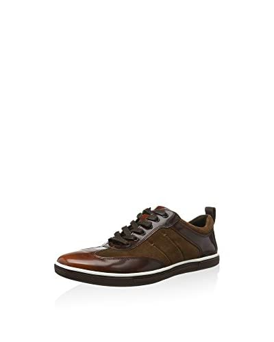 Kenneth Cole Sneaker Braun (Brown combo 215)