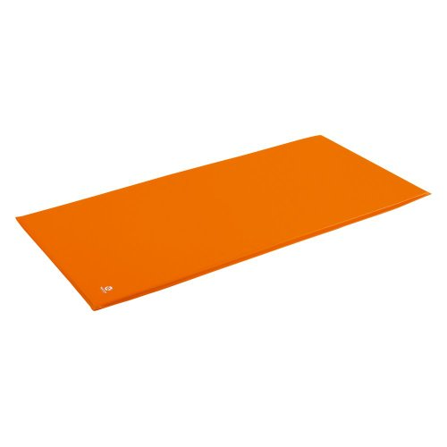 Wesco Wesco Activity Mat - 79X39 In., Orange, Foam front-849434