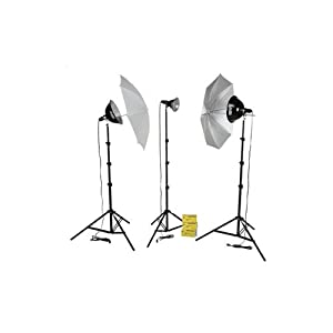 KT750U 750-Watt Thrifty Photoflood Kit