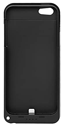 buy C-Pioneer Iphone 6S 6 Battery Case 3200 Mah External Battery Charger Case 4.7 Inch With Kickstand 4 Led Light Indicators Sync Ce Rohs Pc Ce Certification (Black)