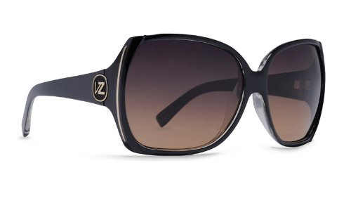 VonZipper Women's Trudie Sunglasses - One size fits most/Black Crystal