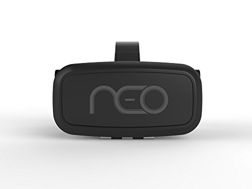 VR-Headset-Best-for-3D-Movies-Virtual-Reality-and-Games-Glasses-Compatible-with-Mobile-Phone-iPhone-Android-Samsung-Focus-Adjustable-Headband-for-Comfort-Enjoy-an-Immersive-Experience-Now