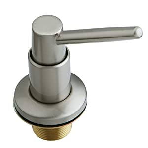 Kingston Brass Sd8628 Elinvar Soap Dispenser Deck Mount