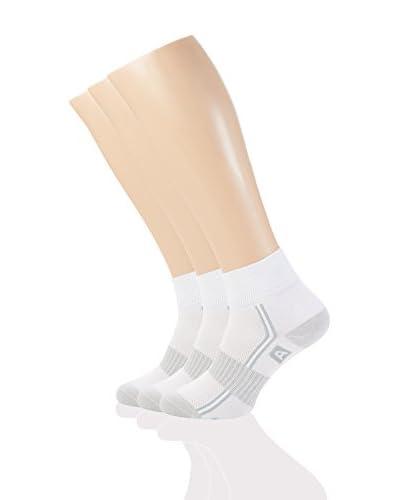 Alpine Pro 3tlg. Set Socken 3HARE schwarz