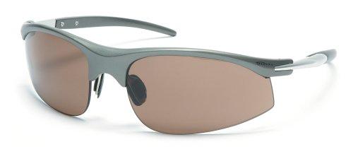 Serfas Kamber Sunglasses (Gunmetal Frame; Brown) front-993113
