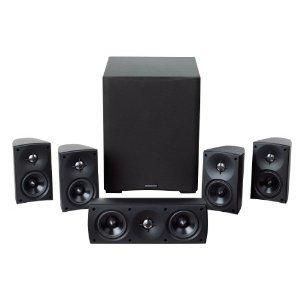 Martin Logan MLT-1 5.1 Speaker System Black