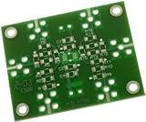 TEXAS INSTRUMENTS DEM-OPA-MSOP-2A EVAL BOARD, DUAL OP-AMP IN MSOP-8 PACKAGE