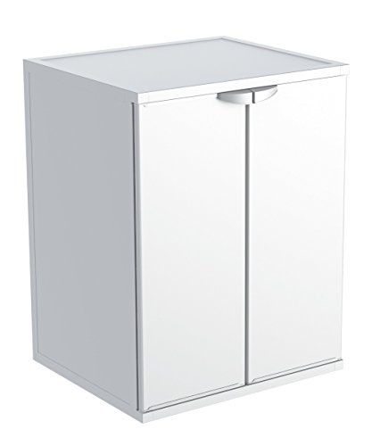 Mongardi-7827C98-Meuble-pour-machine--laver-Blanc