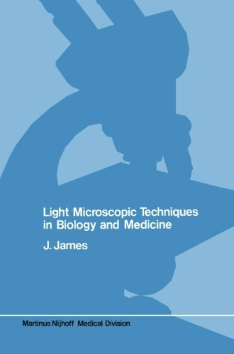 Light Microscopic Techniques In Biology And Medicine