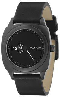 DKNY - DKNY NY1217 - NY1217 - Analogique - Montre Homme- Bracelet en Cuir