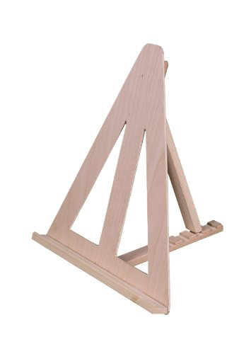 American Easel Wahkeena Triangle Table Top Easel-Natural Fir (Tabletop Easel Blick compare prices)
