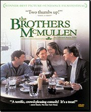 New Generic Brothers Mcmullen DVD Movie Theatrical Trailers Interactive Menus Scene Selection