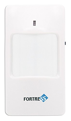 Fortress Security Store (TM) Motion Detector Sensor for S02/GSM DIY Home and Business Security Systems (Fortress Security Window Sensors compare prices)