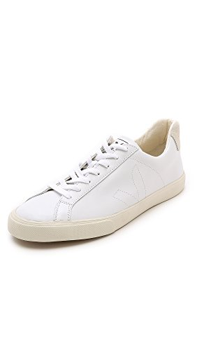 VEJA - - Uomo - Sneakers Esplar Cuir Blanc pour homme -