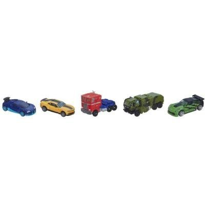 Transformers Age of Extinction - Autobots United 5 Pack by Hasbro (Transformers United Drift compare prices)