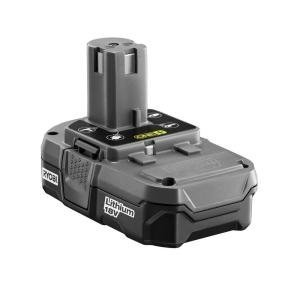 Ryobi P102 18 Volt One Lithium Ion Compact Battery (18 Volt Lithium Ion Battery compare prices)