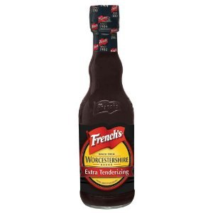 French's Worcestershire Sauce Extra Tenderizing 10 Ounce (4 Pack)