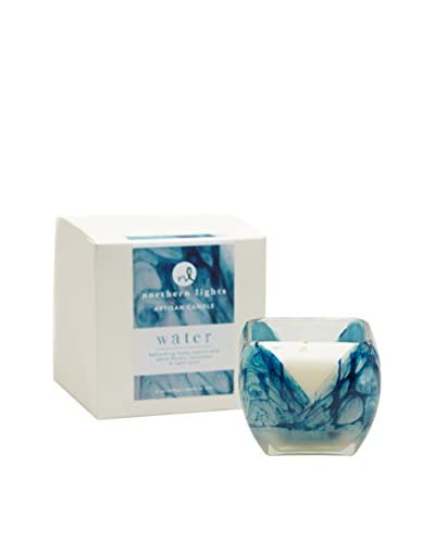 Northern Lights Candles Water 8-Oz. Cascade Candle