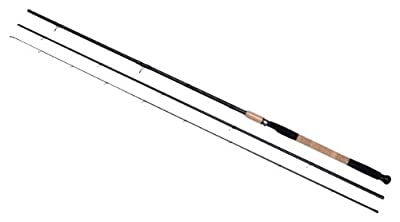 Shakespeare Agility Power Match Rod - Black, 13 Ft from Shakespeare