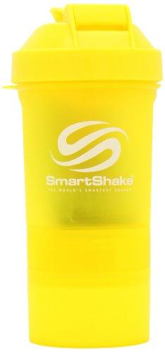 Smartshake Shaker Cup, Yellow, 20-Ounce
