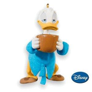 Donald's Wake Up Cup 2010 Hallmark Ornament