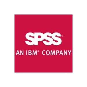 IBM SPSS Statistics BASE Grad Pack 20.0 in Shrinkwrap -- 1 Year License- Installs on up to Two Computers