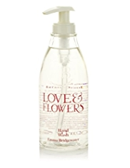 Emma Bridgewater Love & Flowers Hand Wash 300ml