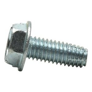 3//4 Length Zinc Plated Finish Pack of 100 #6-32 Thread Size Type F Steel Thread Cutting Screw Phillips Drive Pan Head
