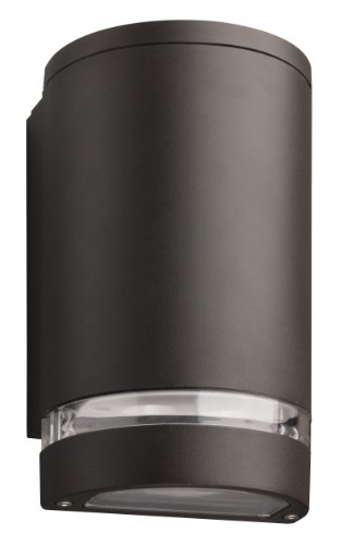 Lithonia Ollwd Ddb M6 Outdoor Led Wall Cylinder Light