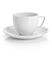 Maxim Coupe Cup & Saucer Set