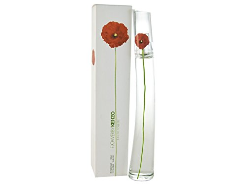 Kenzo Flower Eau de Toilette, ricaricabile, Donna, 100 ml