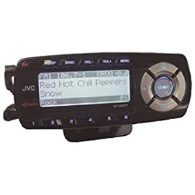 JVC KT-HDP1 Transportable HD Radio Tuner (Black)