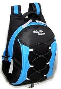 DURAGADGET Stylish Blue Urban Laptop Rucksack / Notebook Backpack for Alienware M11x