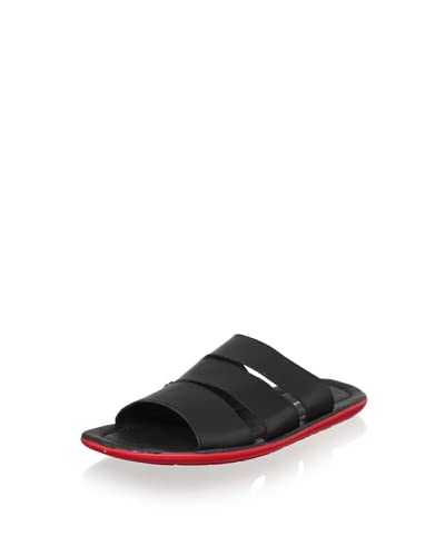 Donald J Pliner Men's Harris Sandal  [Black]