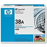 Brand New. Hewlett Packard [HP] Laser Toner Cartridge Page Life 12000pp Black [for LaserJet 4200] Ref Q1338A