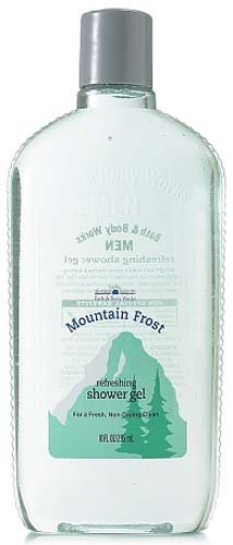 Bath & Body Works Men Mountain Frost Refreshing Shower Gel 10 fl oz (295 ml) at Sears.com