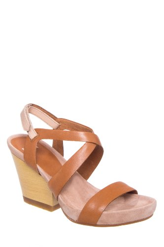 Camper Allegra Split Wedge Ankle Strap Sandal