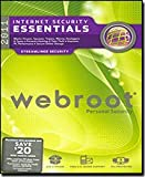 Webroot Internet Security Essentials 3-User
