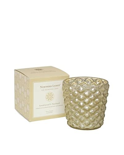 Northern Lights Candles Jubilee 12-Oz. Sandalwood & Patchouli Candle