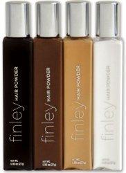 Finley Hair Powder Brown | for Shades of Brown Hair | .71 oz | an Alternative to Dry Shampoo
