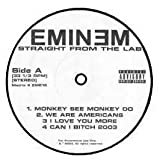 Eminem / Straight From The Lab