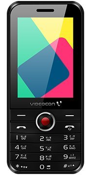 VIDEOCON V1573 BLACK - DUAL SIM