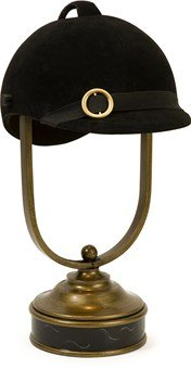 Imax 29644 Ascot English Riding Helmet Table Lamp